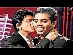 Shah rukh Khan hot gay kiss