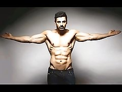 John Abraham caught without underwear