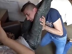 Boys gay sex teens tube videos Tag Teamed In The Back Seat