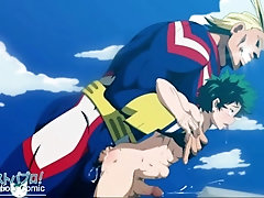 My Hero Academia - YAOI Hentai gay - Gay Anime Animation